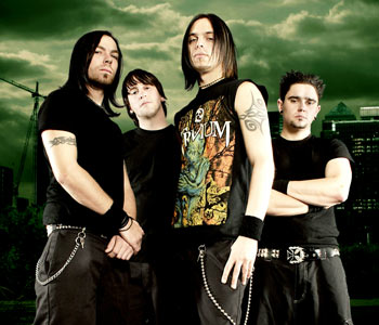 Bullet For My Valentine Get Some Refreshment Folks